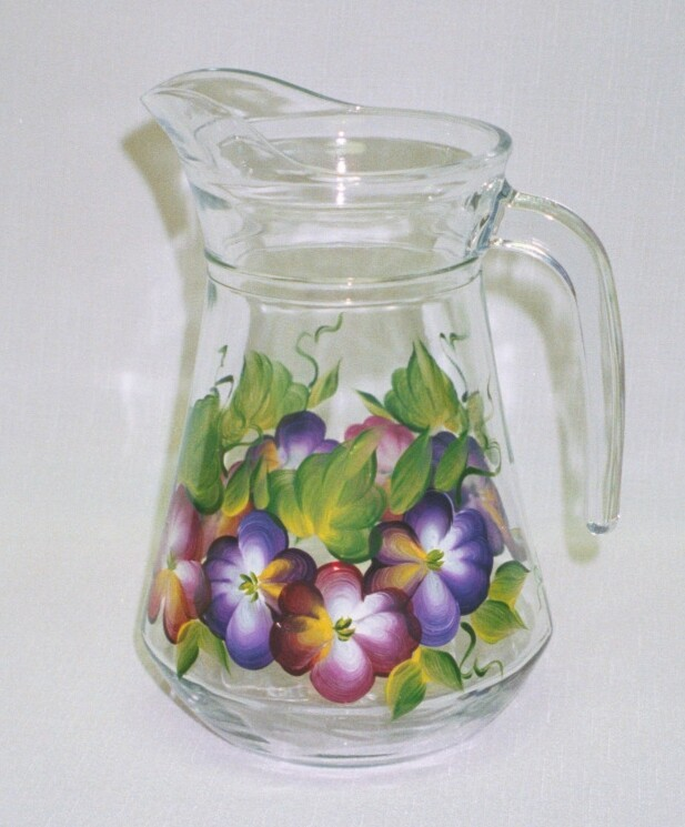 PITCHER SM.,PANSIES P& M.jpg (91441 bytes)